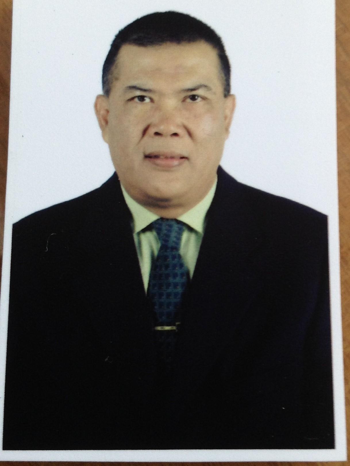 Dr. H.A.  Daradjat Kartawidjaja, M.Si
